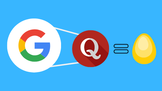 find quora questions using google custom search engine
