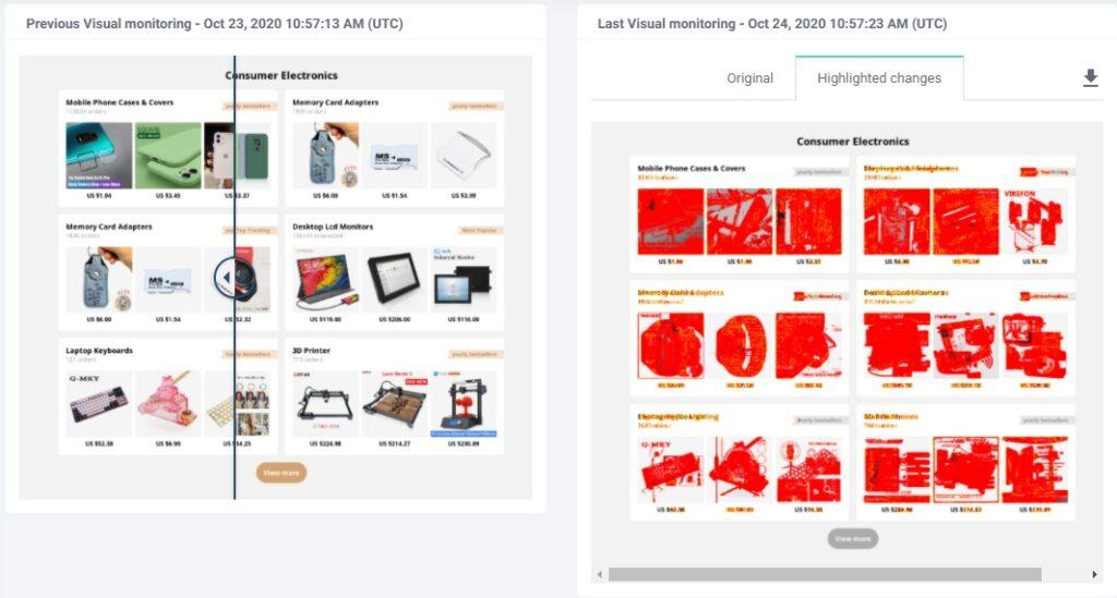 hexowatch visual monitoring