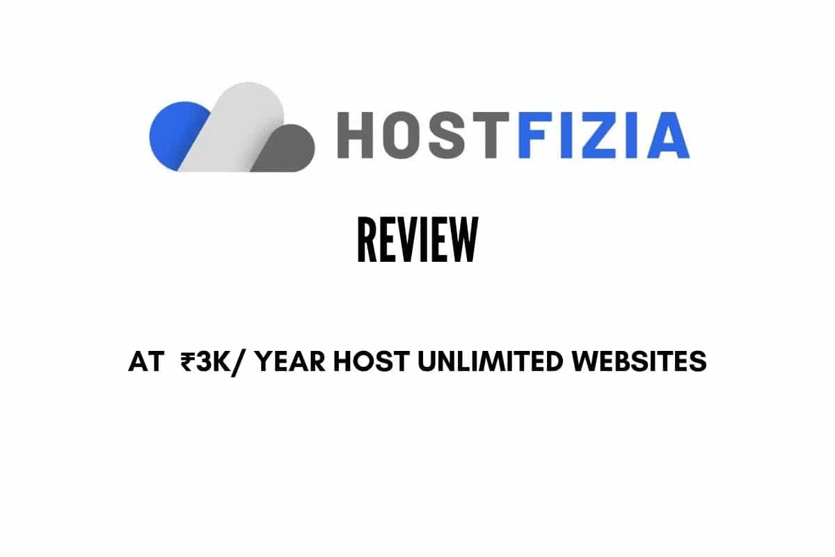 hostfizia review
