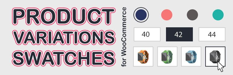 Product Variations Swatches for WooCommerce